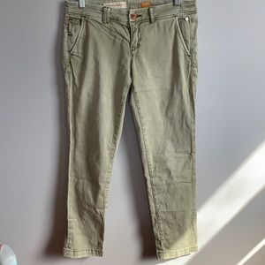 Pilcro and the Letterpress Anthropologie Chinos
